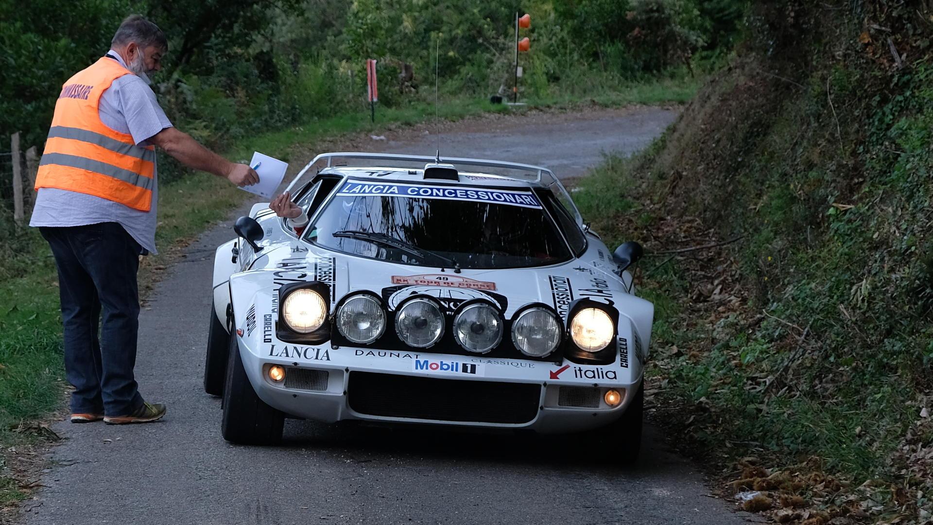 XXème Tour de Corse Historique